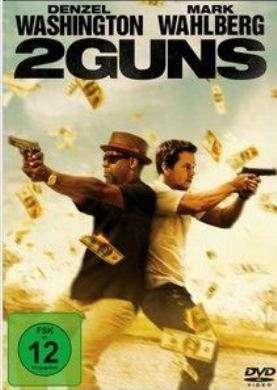Cani sciolti - 2 Guns (2013) .avi AC3 DvdRip - iTA
