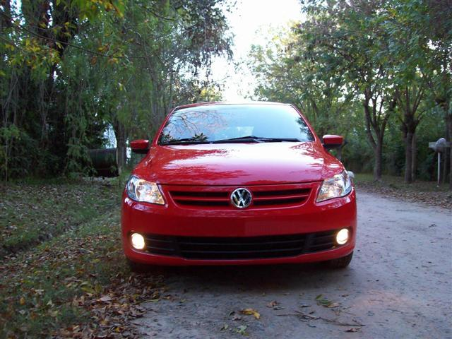 Gol Trend Tuning Rojo Flash