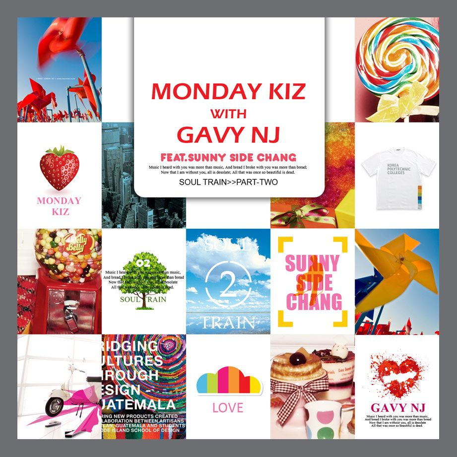 Monday Kiz & Gavy NJ - Soul Train Part.2 Cover